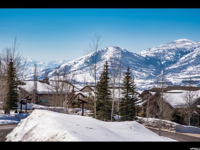 12641 Slalom Run Dr N, Heber City, UT 84032 (MLS #1587149) :: High Country Properties