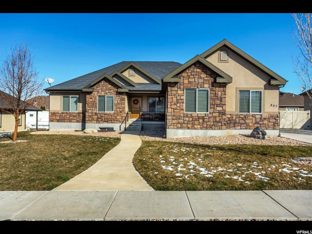 807 E 220 N, Salem, UT 84653 (#1587152) :: Red Sign Team