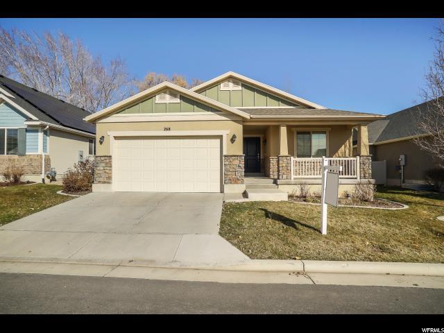 268 N 1075 W, Clearfield, UT 84015 (#1587173) :: Bustos Real Estate   Keller Williams Utah Realtors