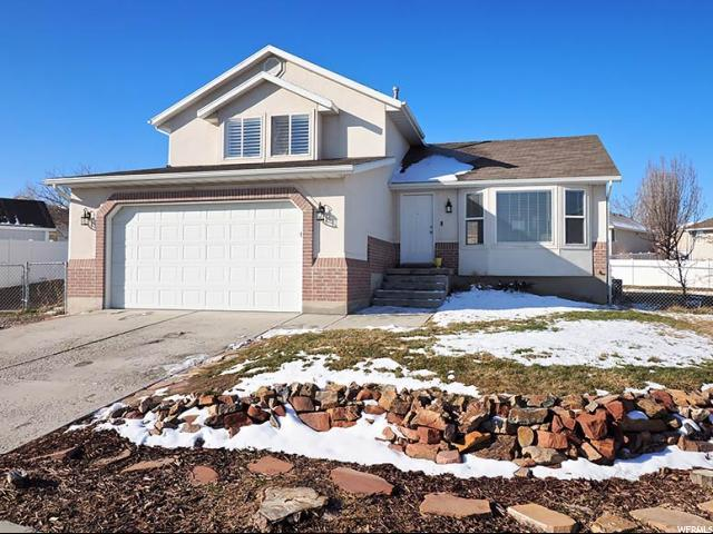 14048 S Van Cott Peak Cir W, Riverton, UT 84096 (#1587181) :: goBE Realty