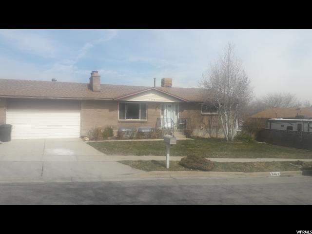3146 W Bennion Cir S, Taylorsville, UT 84129 (#1587194) :: Big Key Real Estate