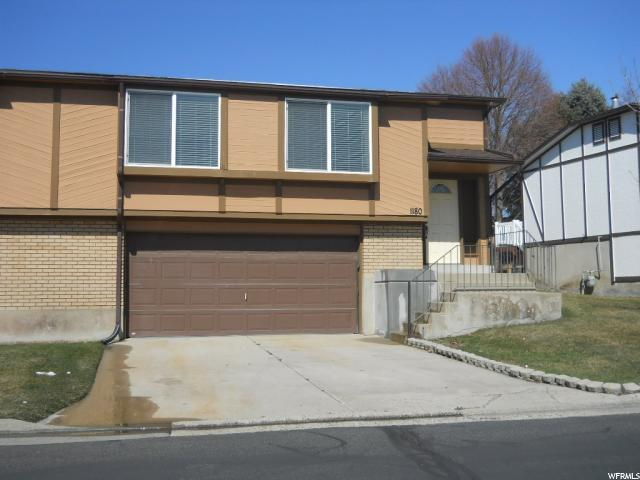 1180 W Middlesex Rd S #120, Taylorsville, UT 84123 (#1587217) :: Keller Williams Legacy