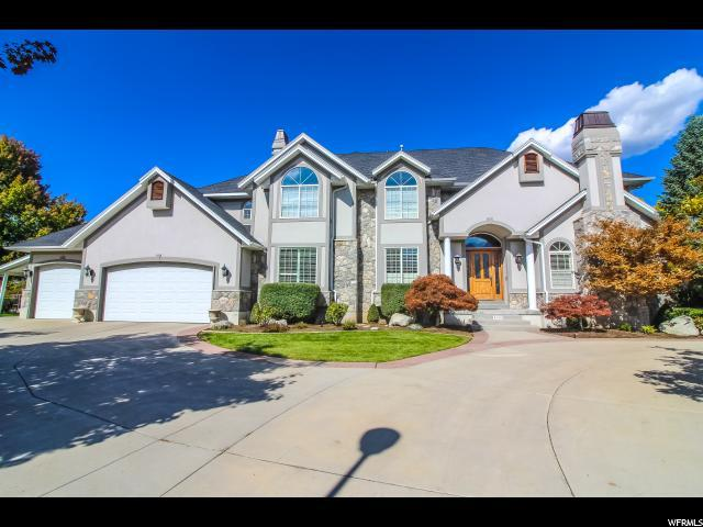 8350 S Red River Rd E, Sandy, UT 84093 (#1587228) :: Colemere Realty Associates