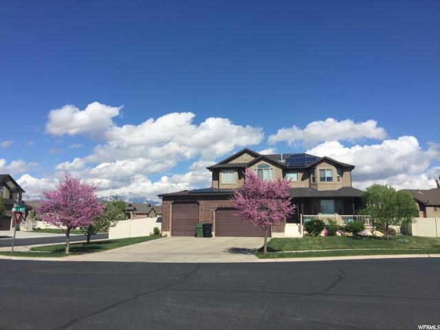 1243 S 1650 W, Syracuse, UT 84075 (#1587229) :: Bustos Real Estate   Keller Williams Utah Realtors