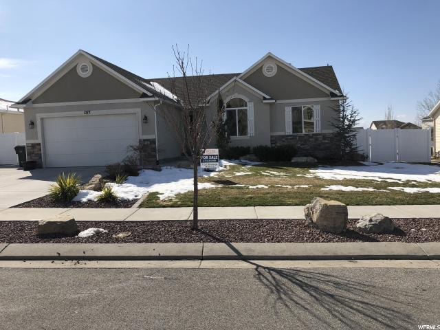 1277 N 690 E, Tooele, UT 84074 (#1587241) :: Bustos Real Estate | Keller Williams Utah Realtors