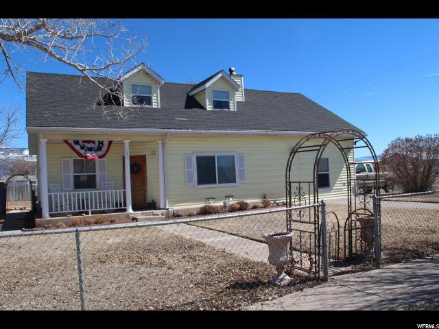 187 S Main St, Loa, UT 84747 (#1587279) :: Colemere Realty Associates