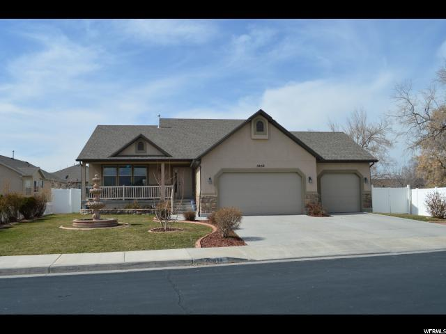 3858 S August Farms, West Valley City, UT 84119 (#1587310) :: Colemere Realty Associates