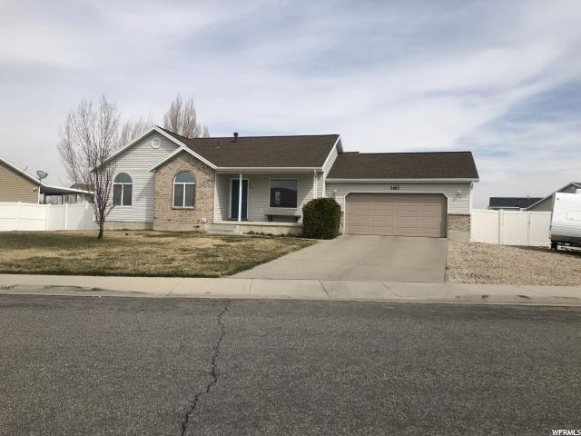 3063 S Hadwen Dr, West Valley City, UT 84128 (#1587327) :: Colemere Realty Associates