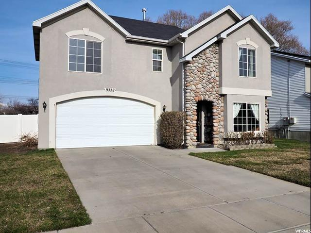 9332 S Chartres Ave, Sandy, UT 84070 (#1587347) :: Colemere Realty Associates
