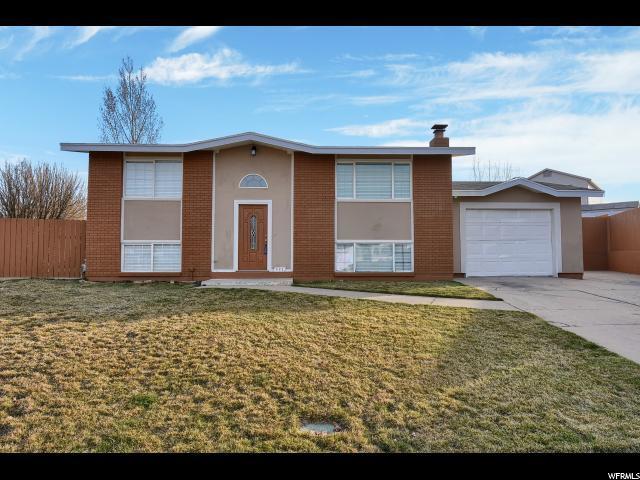 592 W 2080 N, Clinton, UT 84015 (#1587352) :: Bustos Real Estate   Keller Williams Utah Realtors