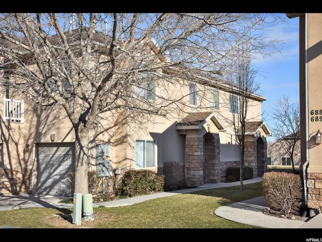6898 W Ashby Way S, West Valley City, UT 84128 (#1587355) :: Colemere Realty Associates