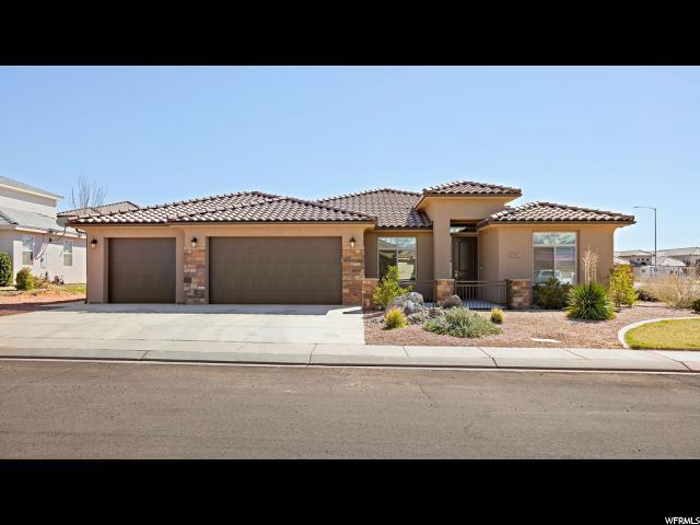 3387 W 2490 S, Hurricane, UT 84737 (#1587407) :: Bustos Real Estate | Keller Williams Utah Realtors