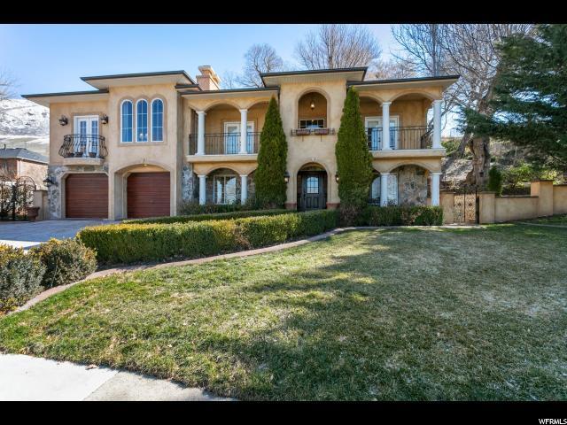 1106 Quail Cir, Farmington, UT 84025 (#1587414) :: Big Key Real Estate