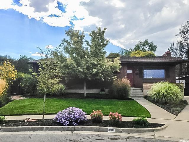 998 E Jasper Cir, Salt Lake City, UT 84106 (#1587420) :: Colemere Realty Associates