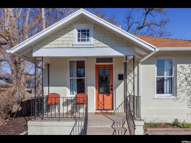 1845 S 800 E, Salt Lake City, UT 84105 (#1587431) :: Colemere Realty Associates