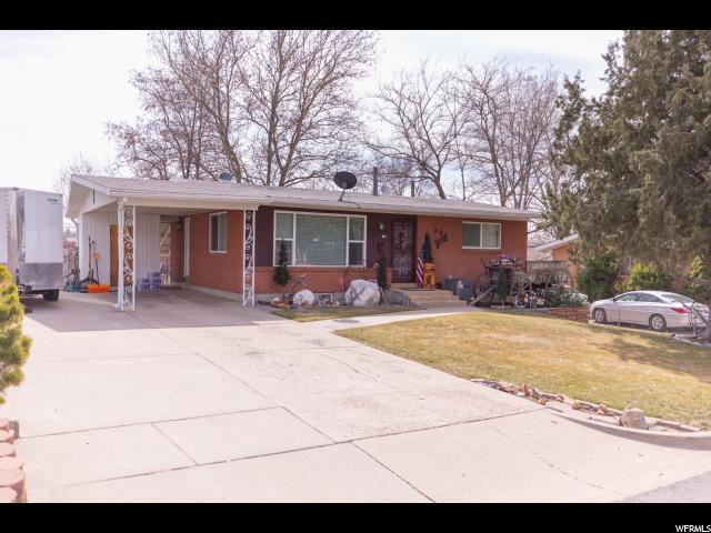 396 Marilyn Dr, Clearfield, UT 84015 (#1587447) :: Colemere Realty Associates