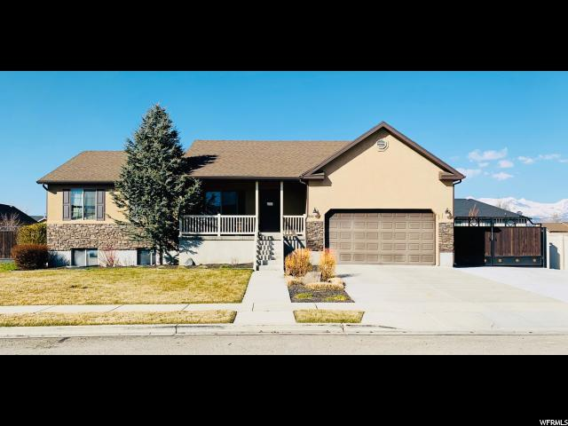 886 W 810 S, Lehi, UT 84043 (#1587470) :: Bustos Real Estate | Keller Williams Utah Realtors
