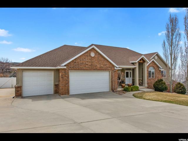 380 Canyon Ln, North Salt Lake, UT 84054 (#1587507) :: Big Key Real Estate