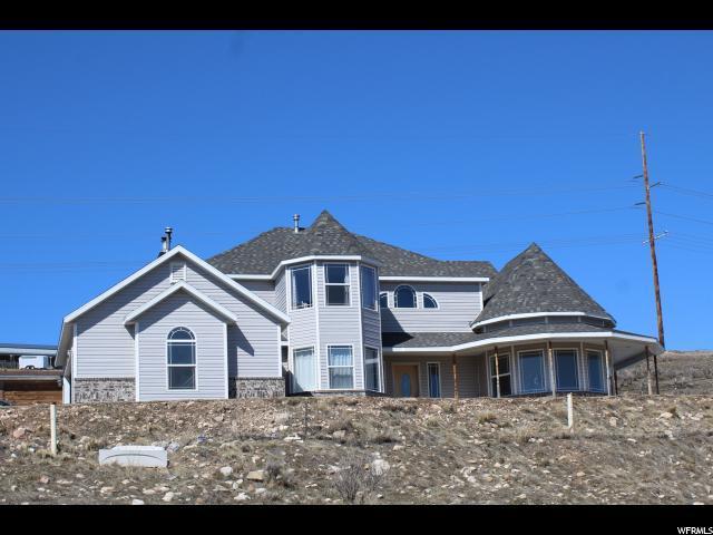 904 W Bradbury Canyon Ln, Coalville, UT 84017 (MLS #1587508) :: High Country Properties