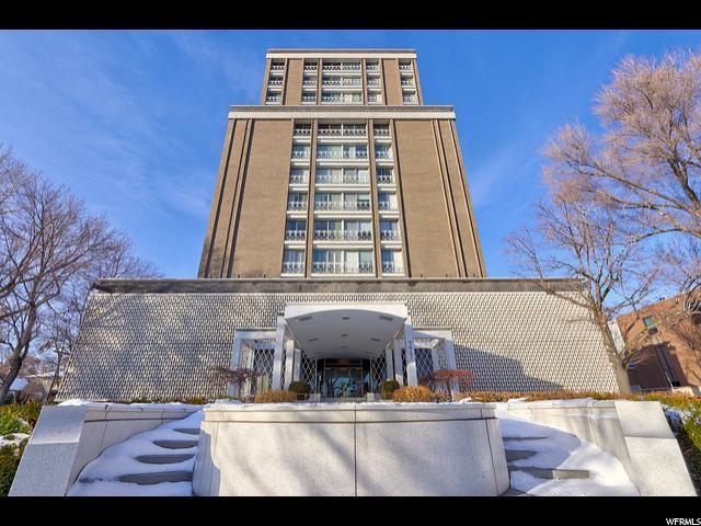 777 E South Temple St 14C, Salt Lake City, UT 84102 (MLS #1587529) :: Lawson Real Estate Team - Engel & Völkers