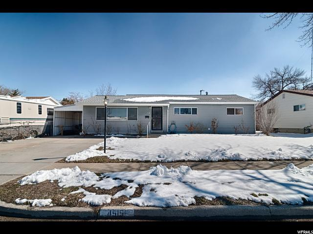 4915 S 4180 W, Kearns, UT 84118 (#1587534) :: Eccles Group