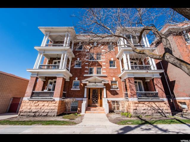 310 S 300 E A-4, Salt Lake City, UT 84111 (MLS #1587536) :: Lawson Real Estate Team - Engel & Völkers
