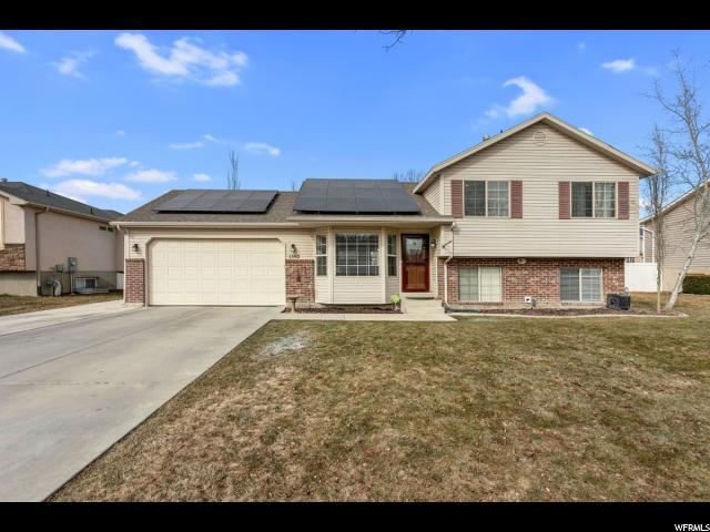 1392 W 2400 S, Woods Cross, UT 84087 (#1587566) :: The Canovo Group