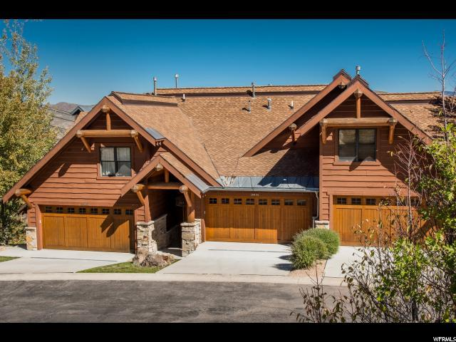 10495 N Lake View Ln #17, Heber City, UT 84032 (#1587581) :: Red Sign Team