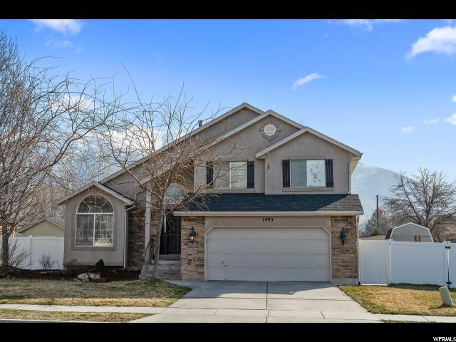 1493 S 400 E, Kaysville, UT 84037 (#1587601) :: Big Key Real Estate