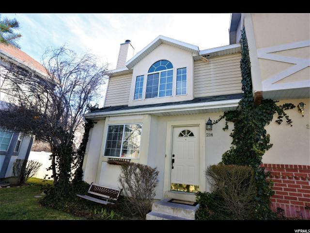 1086 S 950 E, Provo, UT 84606 (#1587612) :: Big Key Real Estate