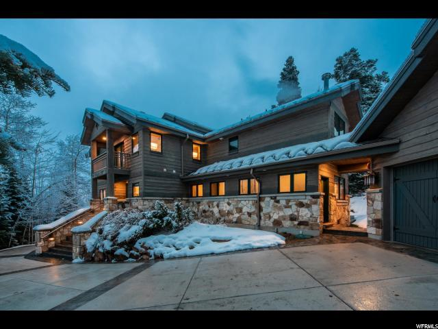 2350 W Red Pine Ct, Park City, UT 84098 (MLS #1587623) :: High Country Properties