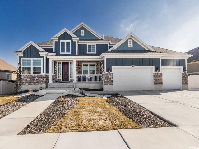 3331 W Alpine Creek Way S, South Jordan, UT 84095 (#1587635) :: Powerhouse Team | Premier Real Estate