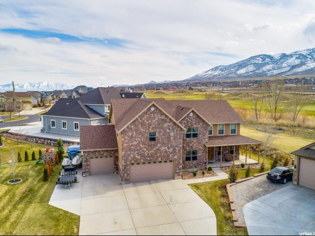 92 E Eight Iron Ct S, Saratoga Springs, UT 84045 (#1587644) :: goBE Realty