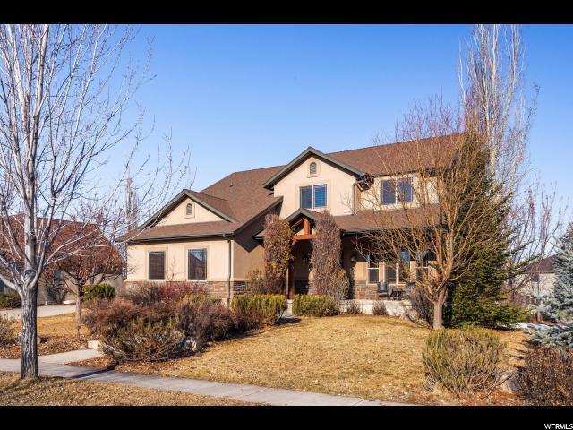 864 S Cornerstone Ln, Heber City, UT 84032 (MLS #1587676) :: High Country Properties