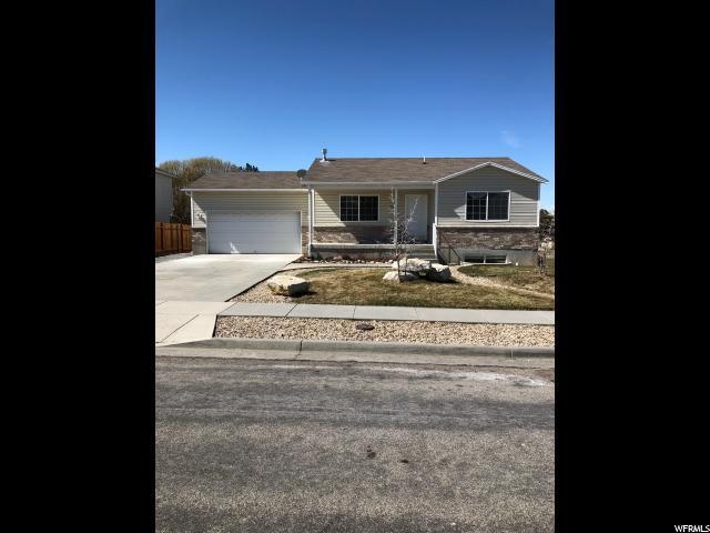 572 S 525 W, Tooele, UT 84074 (#1587729) :: Big Key Real Estate