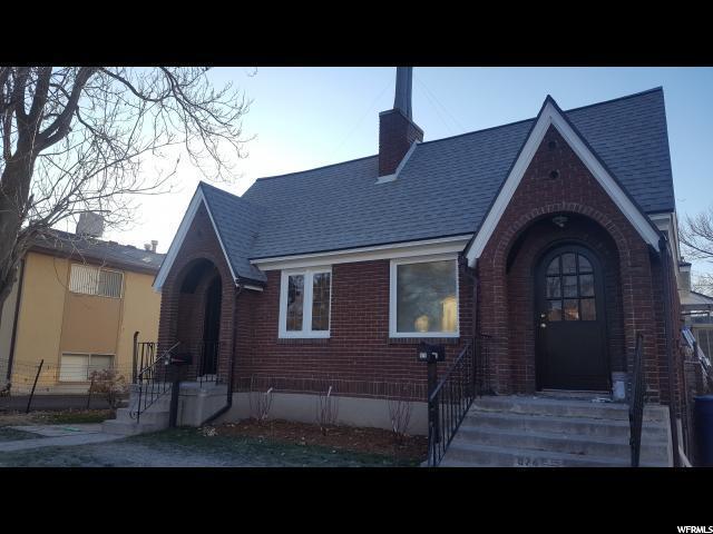 978 E Garfield Ave, Salt Lake City, UT 84105 (#1587732) :: Big Key Real Estate