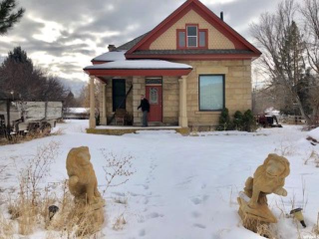 152 E 100 N, Coalville, UT 84017 (#1587776) :: Big Key Real Estate