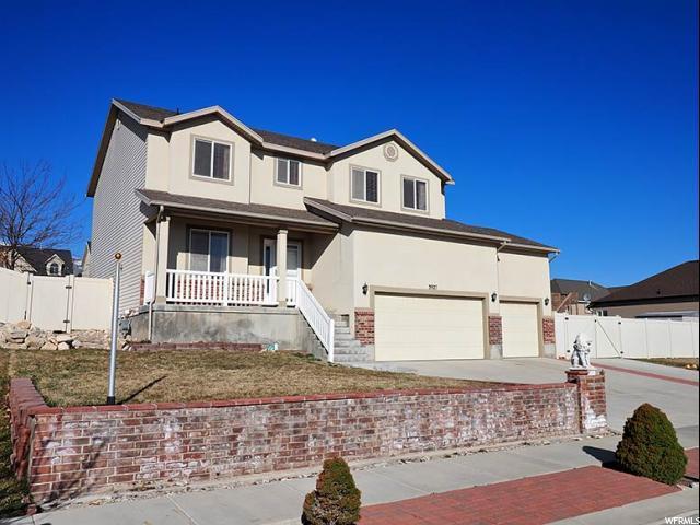 3927 S Lake Vista Dr. W, Saratoga Springs, UT 84045 (#1587784) :: The Canovo Group