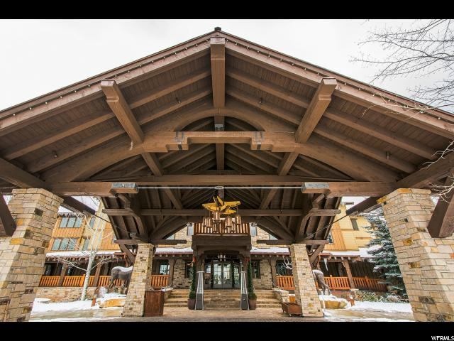 2001 Park Ave #216, Park City, UT 84060 (#1587791) :: RISE Realty