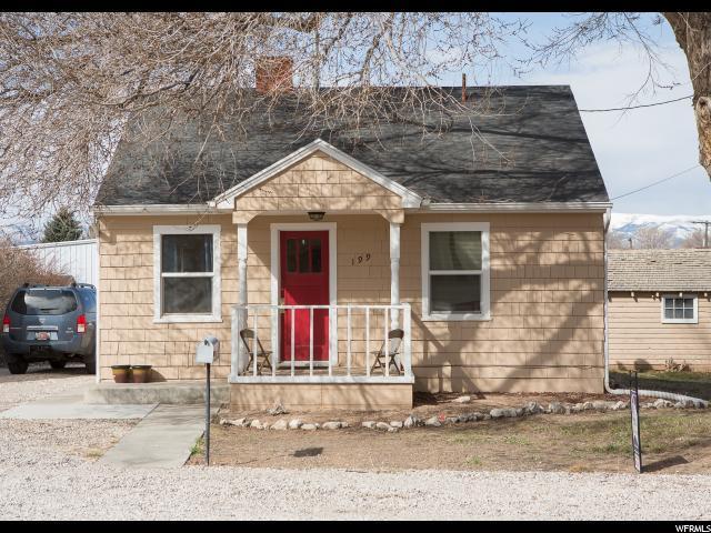 199 N 400 E, Salina, UT 84654 (#1587832) :: Big Key Real Estate