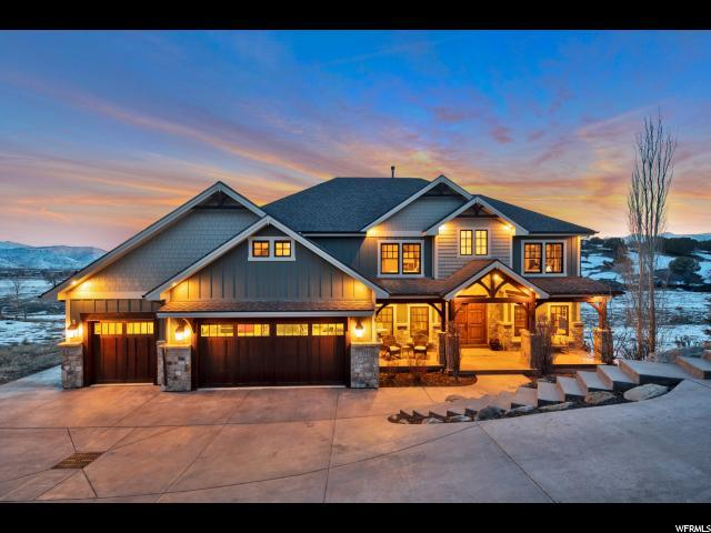470 S Lindsay Springs Rd, Heber City, UT 84032 (MLS #1587846) :: High Country Properties