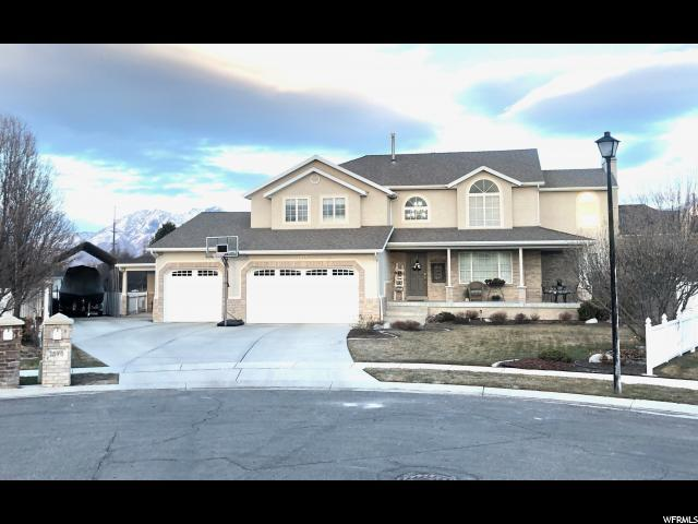 1576 W Heather Downs Cir, South Jordan, UT 84095 (#1587880) :: Exit Realty Success