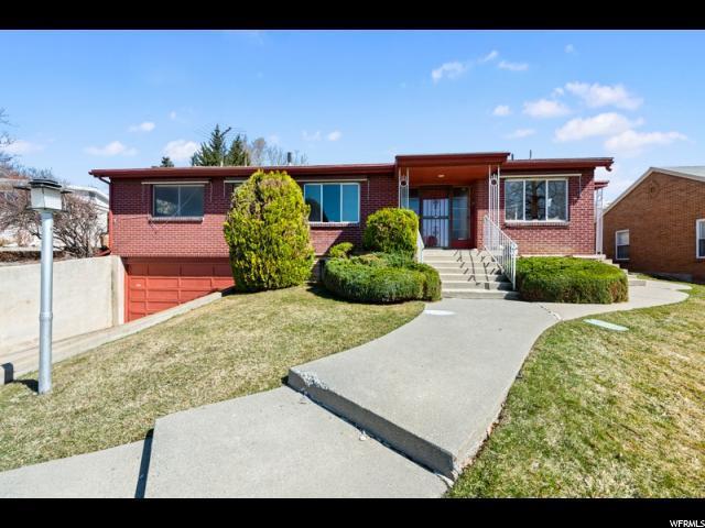 1869 S 2500 E, Salt Lake City, UT 84108 (#1587893) :: Big Key Real Estate