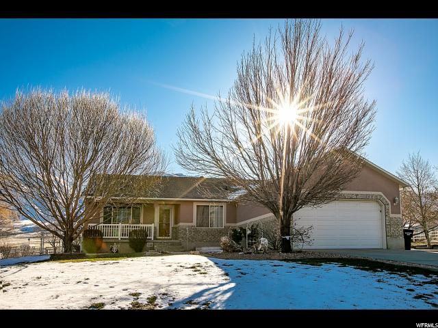 7274 N Foothill Dr, Tooele, UT 84074 (#1587912) :: Eccles Group