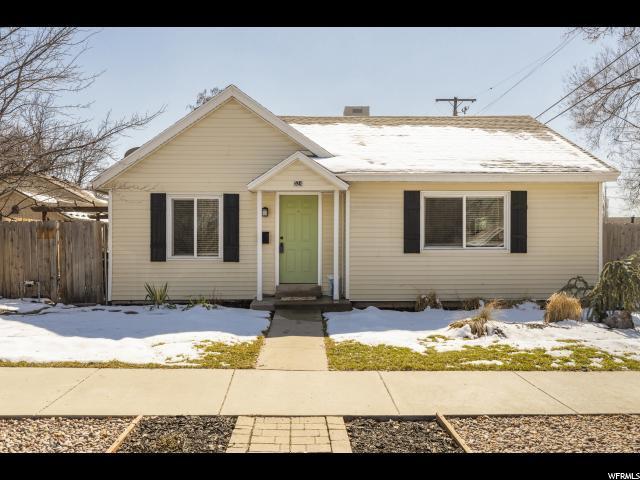 524 E Wilson Ave S, Salt Lake City, UT 84105 (#1587917) :: goBE Realty