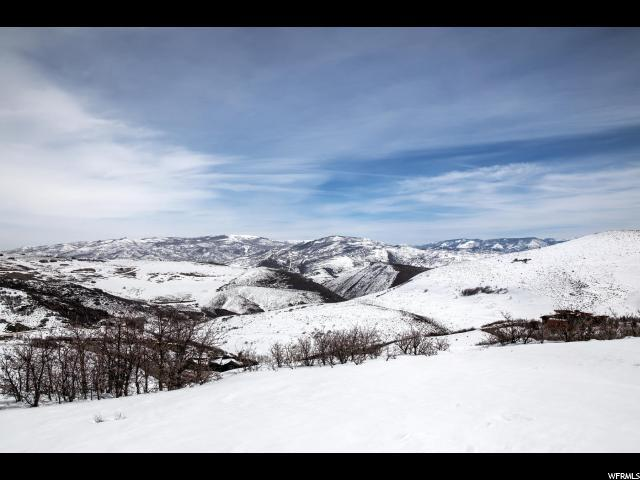 7702 N Fire Ring Glade, Park City, UT 84098 (#1587933) :: Colemere Realty Associates