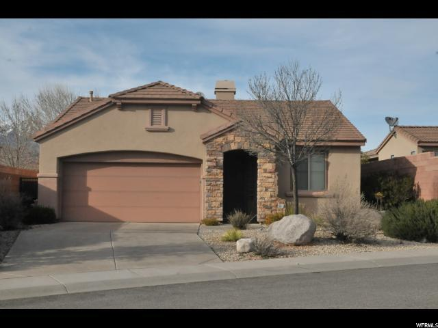 919 N Echo Ln, Washington, UT 84780 (#1587941) :: Bustos Real Estate | Keller Williams Utah Realtors