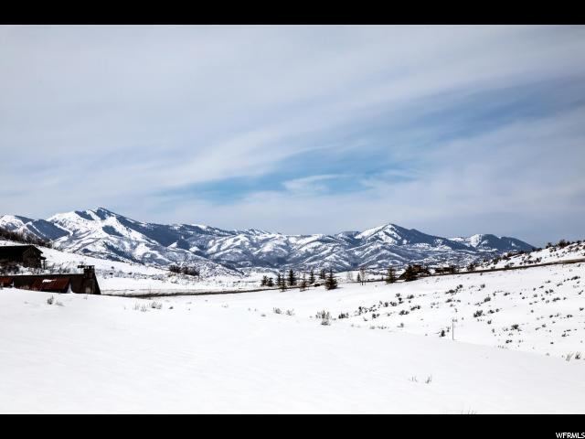 7703 N Fire Ring Glade, Park City, UT 84098 (#1587944) :: Colemere Realty Associates