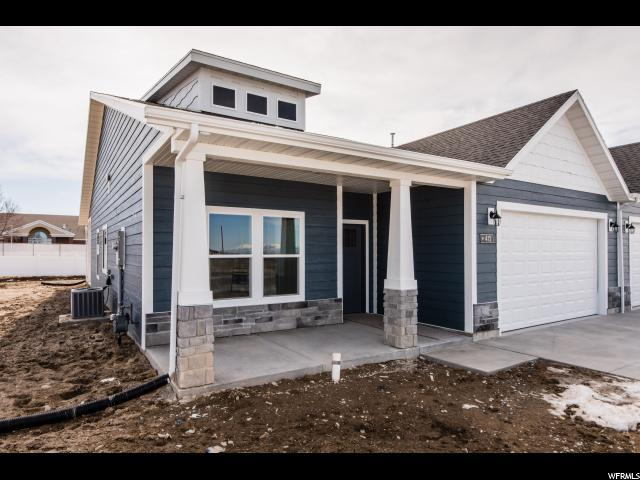 406 E 1920 N, North Logan, UT 84341 (#1587957) :: Big Key Real Estate