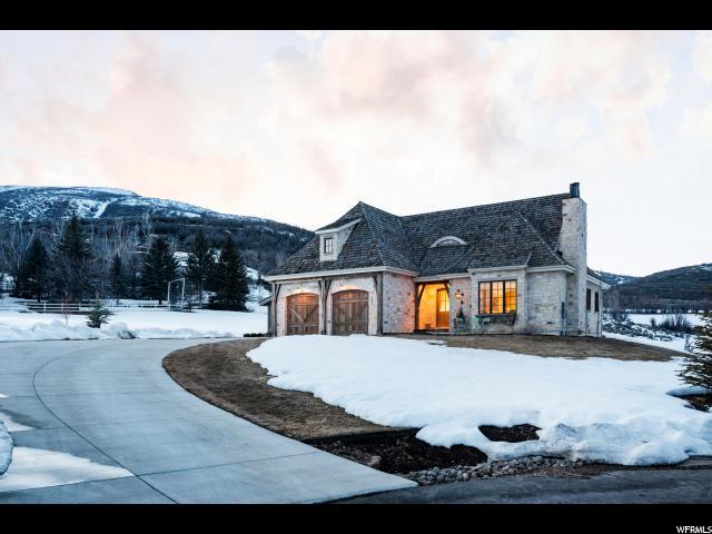902 S Farrell Farm Cir Lot 12, Midway, UT 84049 (MLS #1587967) :: High Country Properties